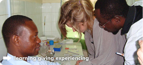 Medical experience projects in Ghana